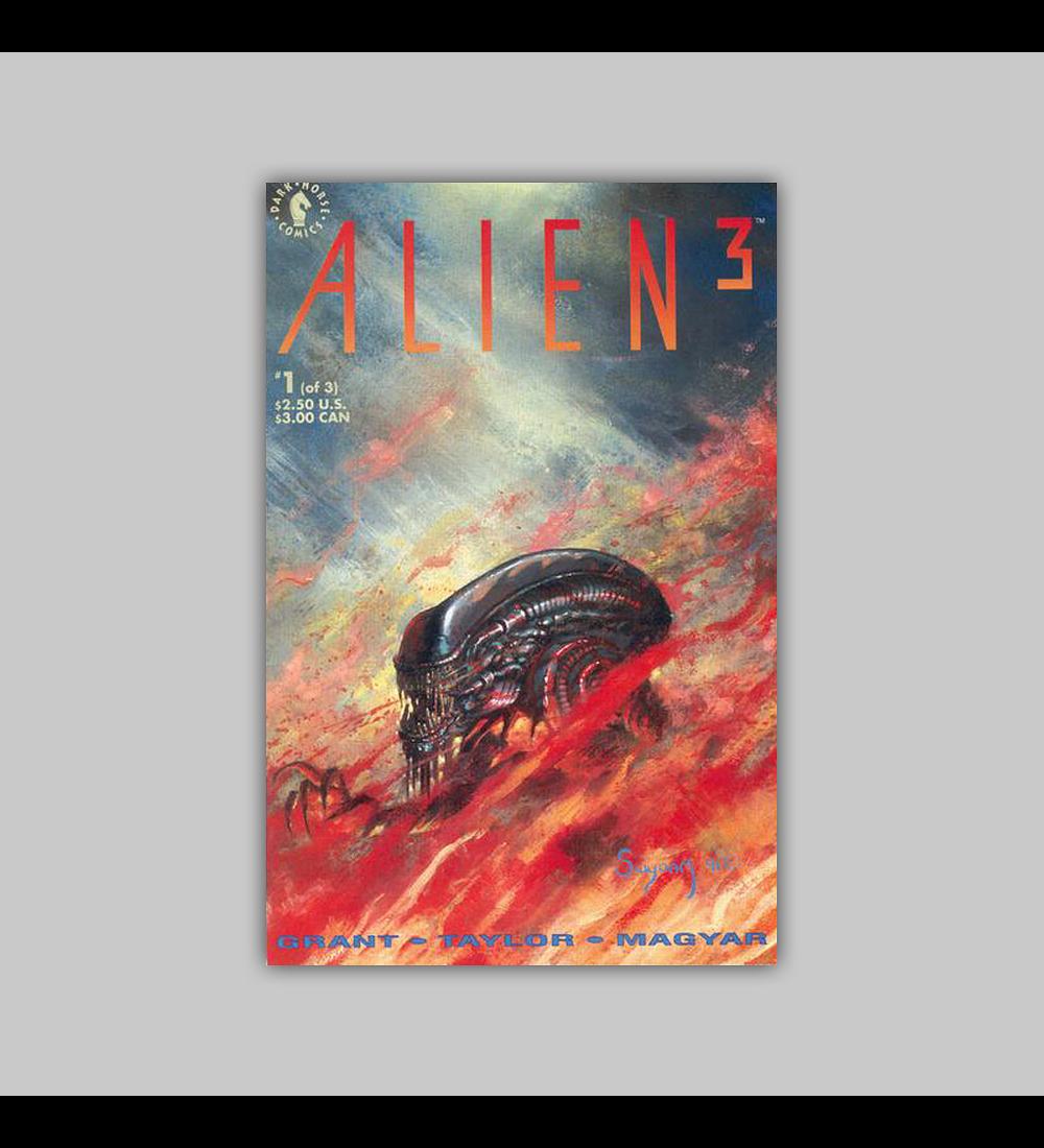 Alien 3 1 1992