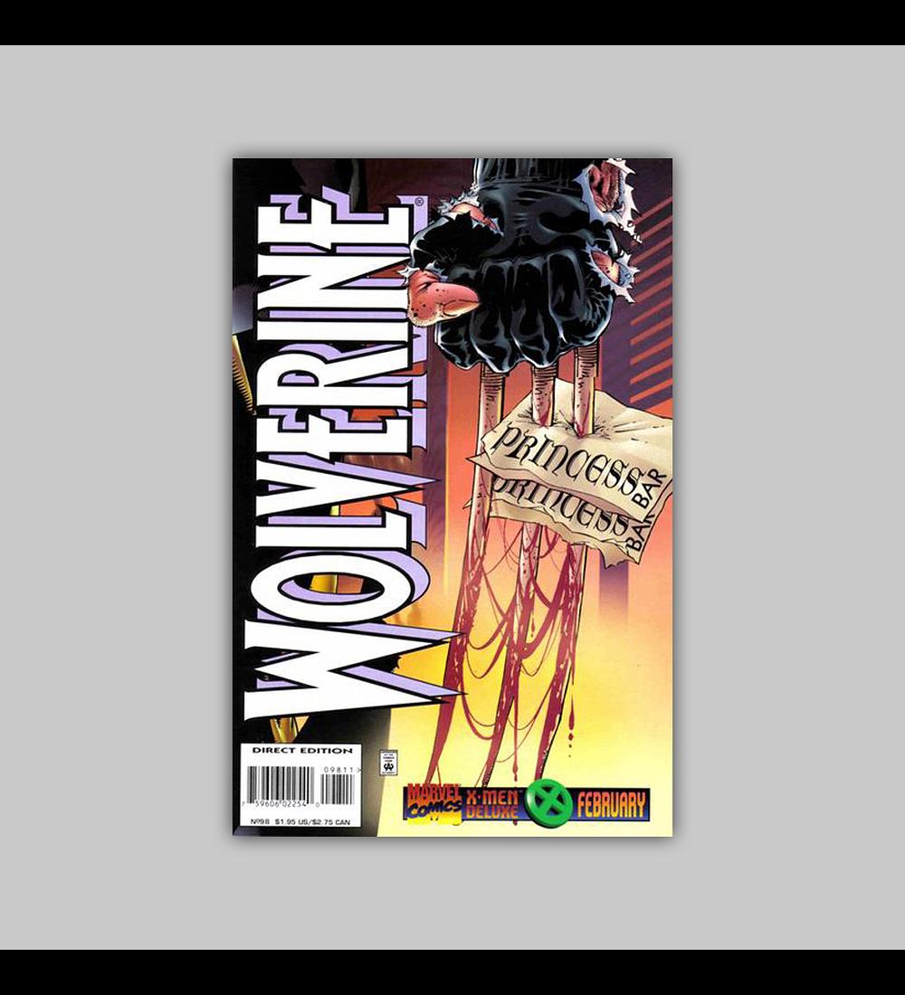 Wolverine 98 1996
