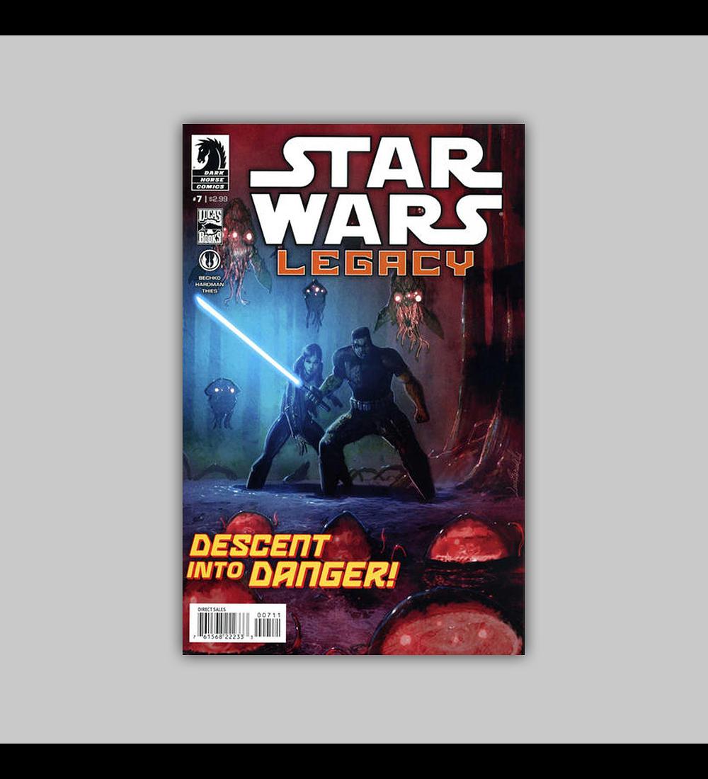 Star Wars: Legacy II 7 2013