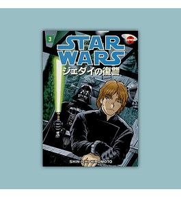 Star Wars: The Return of the Jedi - Manga Vol. 03 1999