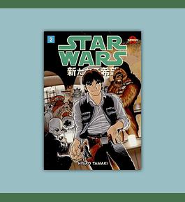 Star Wars: A New Hope - Manga 2 1998