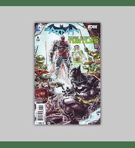 Batman/Teenage Mutant Ninja Turtles 6 2016