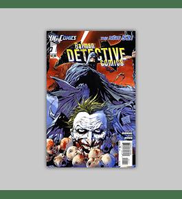 Detective Comics (Vol. 2) 1 2011