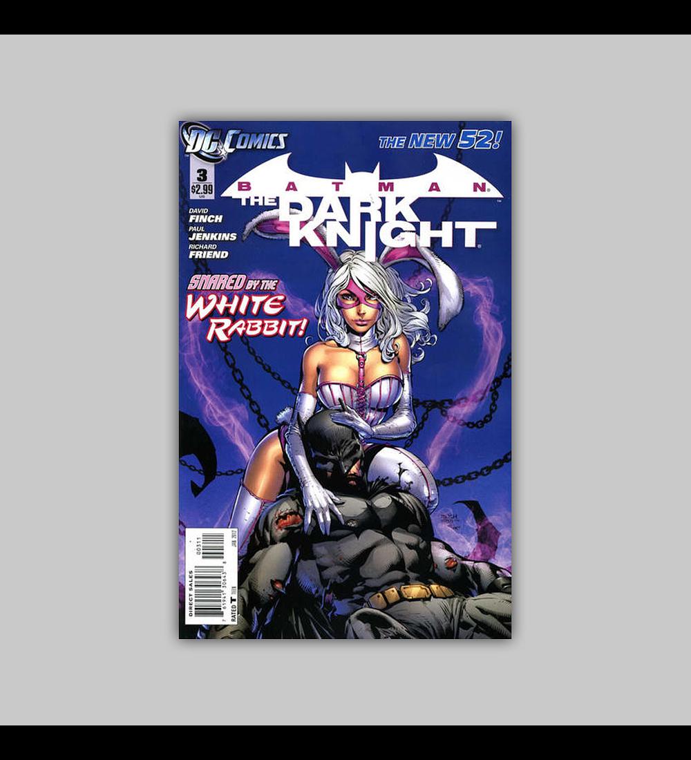 Batman: The Dark Knight (Vol. 2) 3 2012