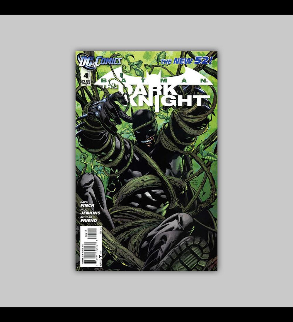 Batman: The Dark Knight (Vol. 2) 4 2012