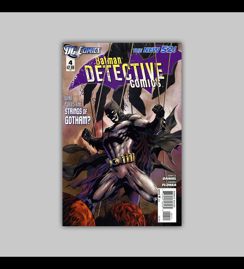 Detective Comics (Vol. 2) 4 2012
