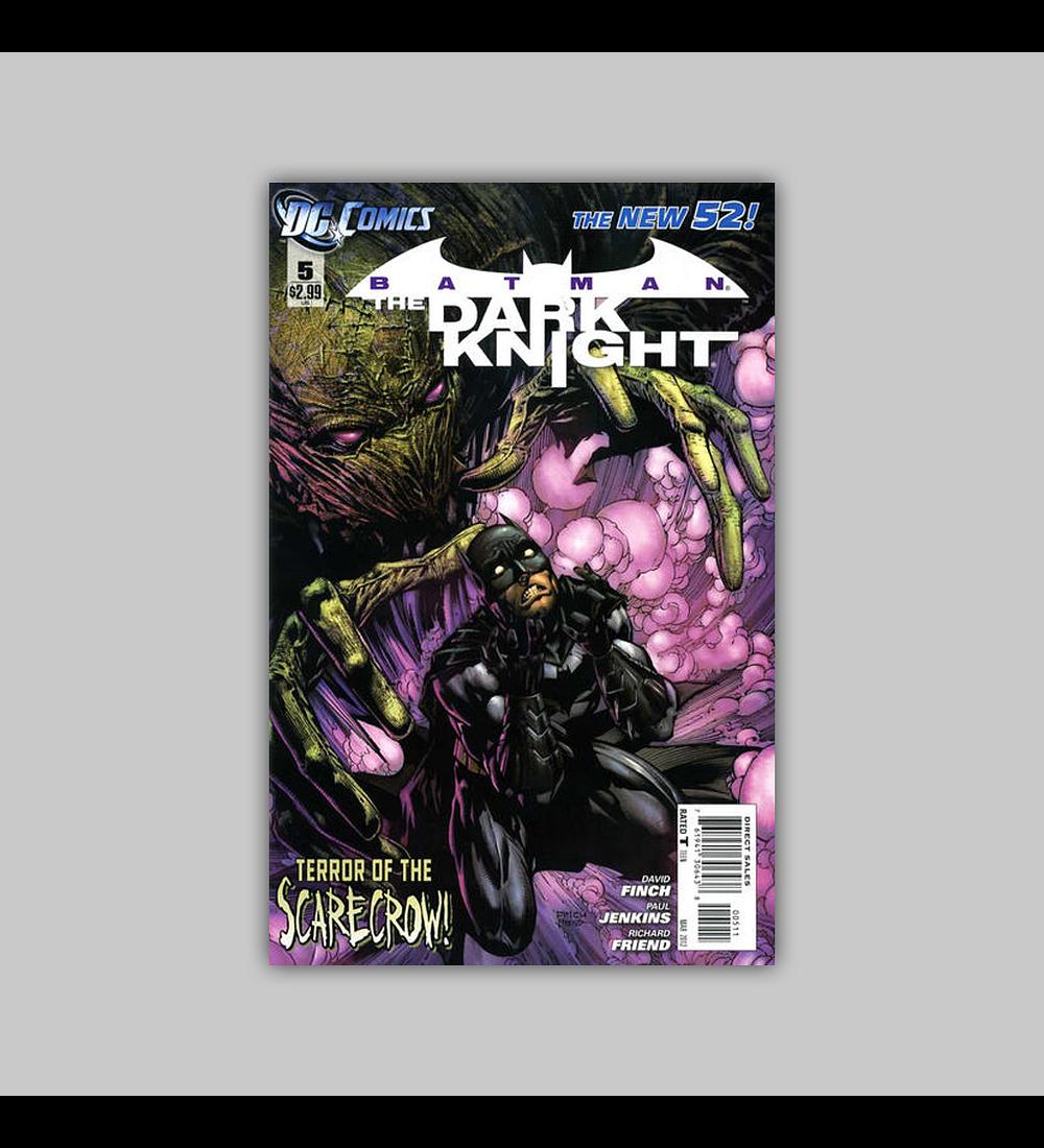 Batman: The Dark Knight (Vol. 2) 5 2012