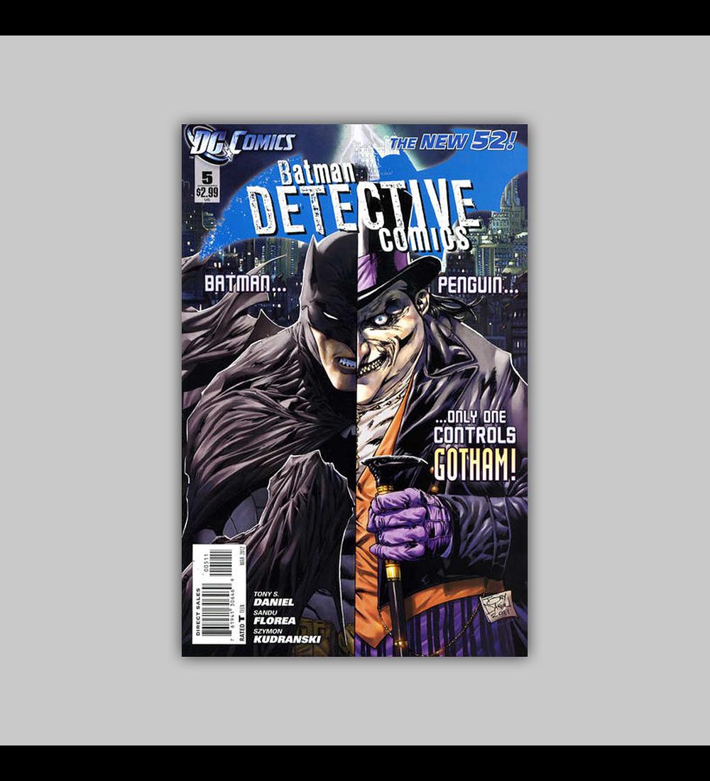Detective Comics (Vol. 2) 5 2012