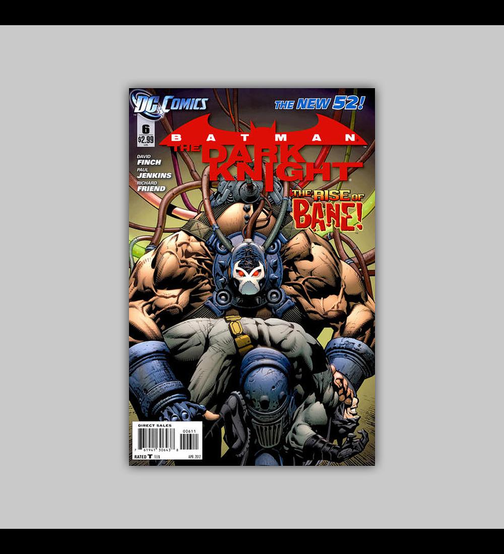 Batman: The Dark Knight (Vol. 2) 6 2012