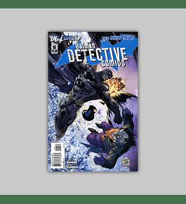 Detective Comics (Vol. 2) 6 2012