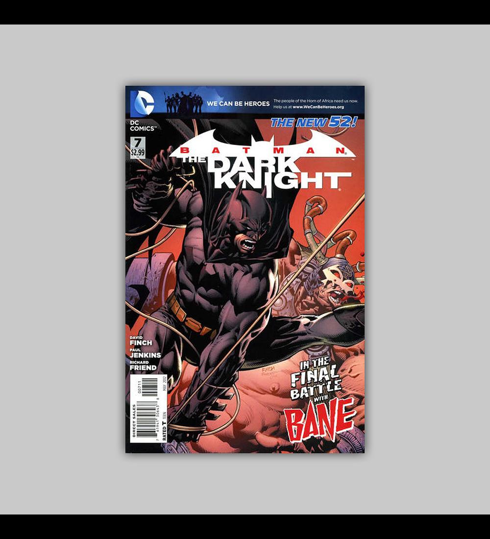 Batman: The Dark Knight (Vol. 2) 7 2012