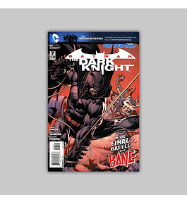 Batman: The Dark Knight (Vol. 2) 7 2012