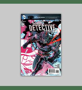 Detective Comics (Vol. 2) 7 2012