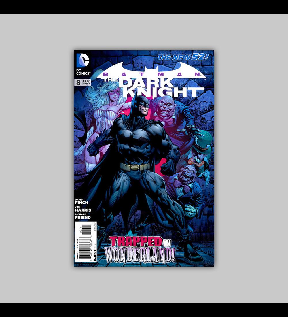Batman: The Dark Knight (Vol. 2) 8 2012