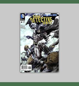 Detective Comics (Vol. 2) 8 2012