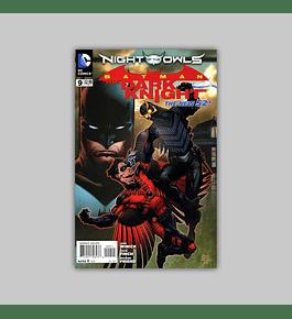Batman: The Dark Knight (Vol. 2) 9 2012