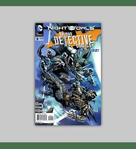 Detective Comics (Vol. 2) 9 2012