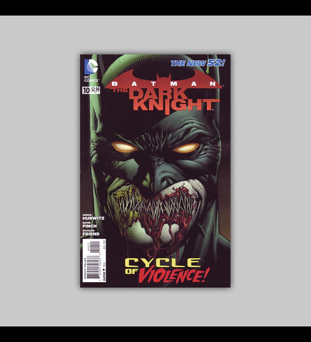 Batman: The Dark Knight (Vol. 2) 10 2012