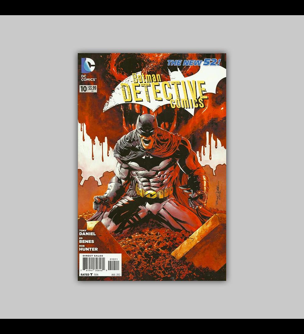 Detective Comics (Vol. 2) 10 2012