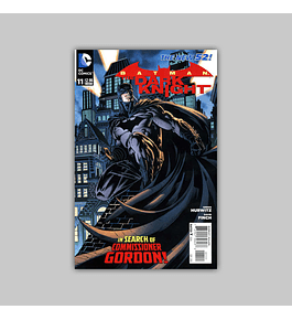 Batman: The Dark Knight (Vol. 2) 11 2012