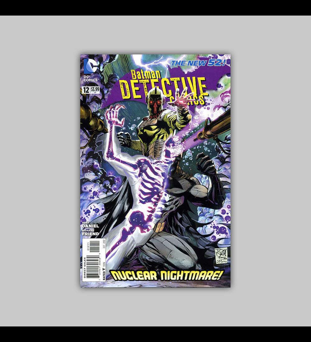 Detective Comics (Vol. 2) 12 2012