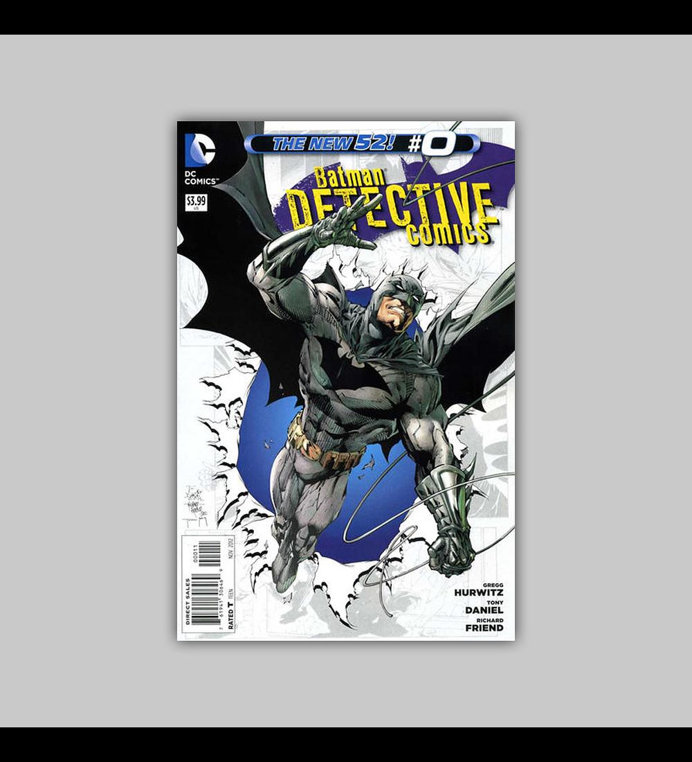 Detective Comics (Vol. 2) 0 2012