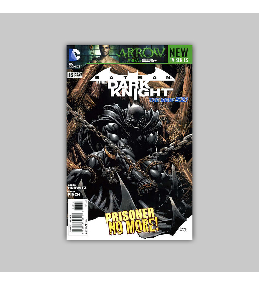 Batman: The Dark Knight (Vol. 2) 13 2012