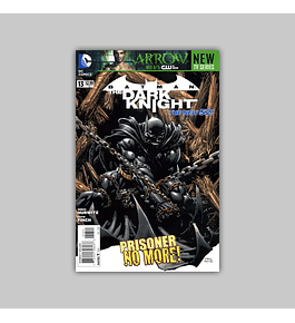 Batman: The Dark Knight (Vol. 2) 13 2012