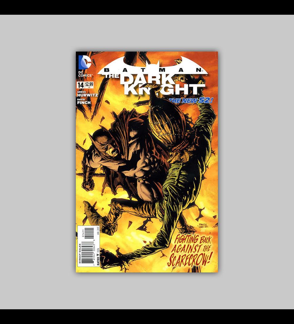 Batman: The Dark Knight (Vol. 2) 14 2013