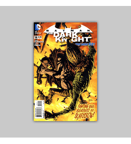 Batman: The Dark Knight (Vol. 2) 14 2013