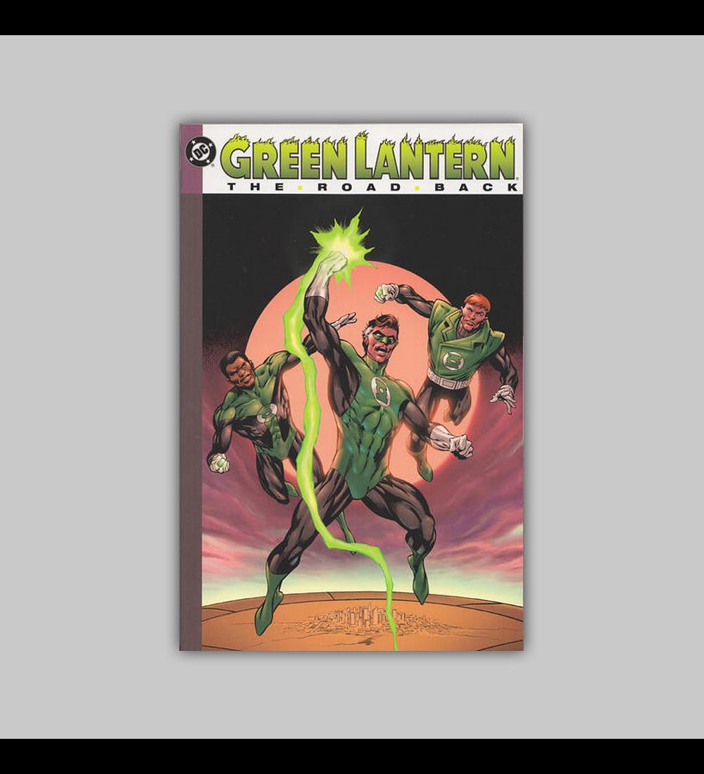 Green Lantern: The Road Back 2nd printing 2003