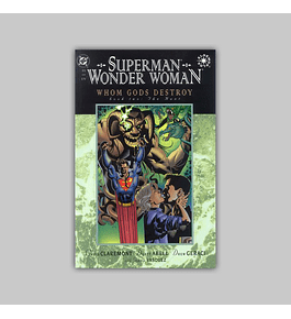 Superman/Wonderwoman: Whom Gods Destroy 2 1997