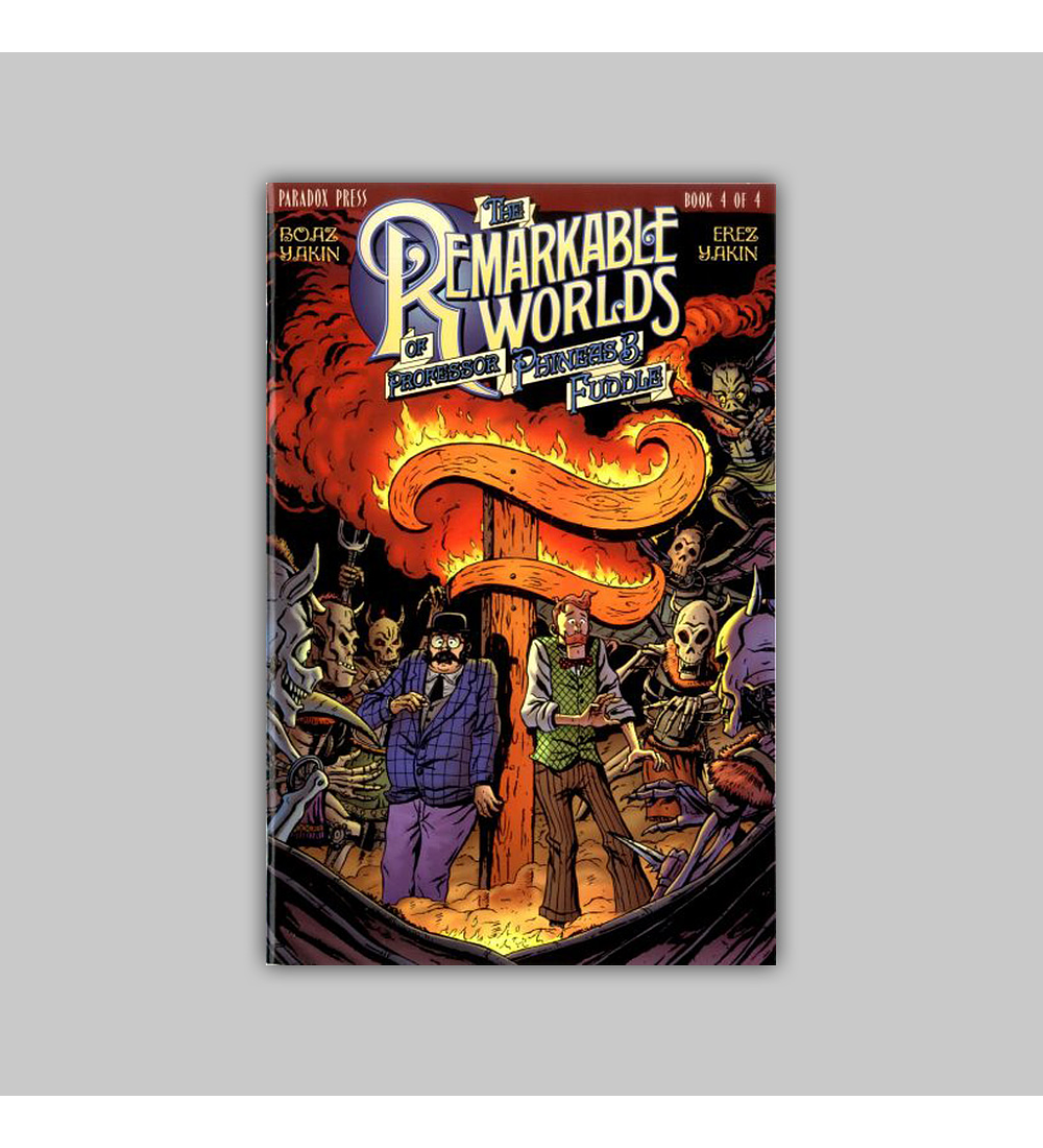 Remarkable Worlds of Phineas P. Fuddle (complete limited series) 2000