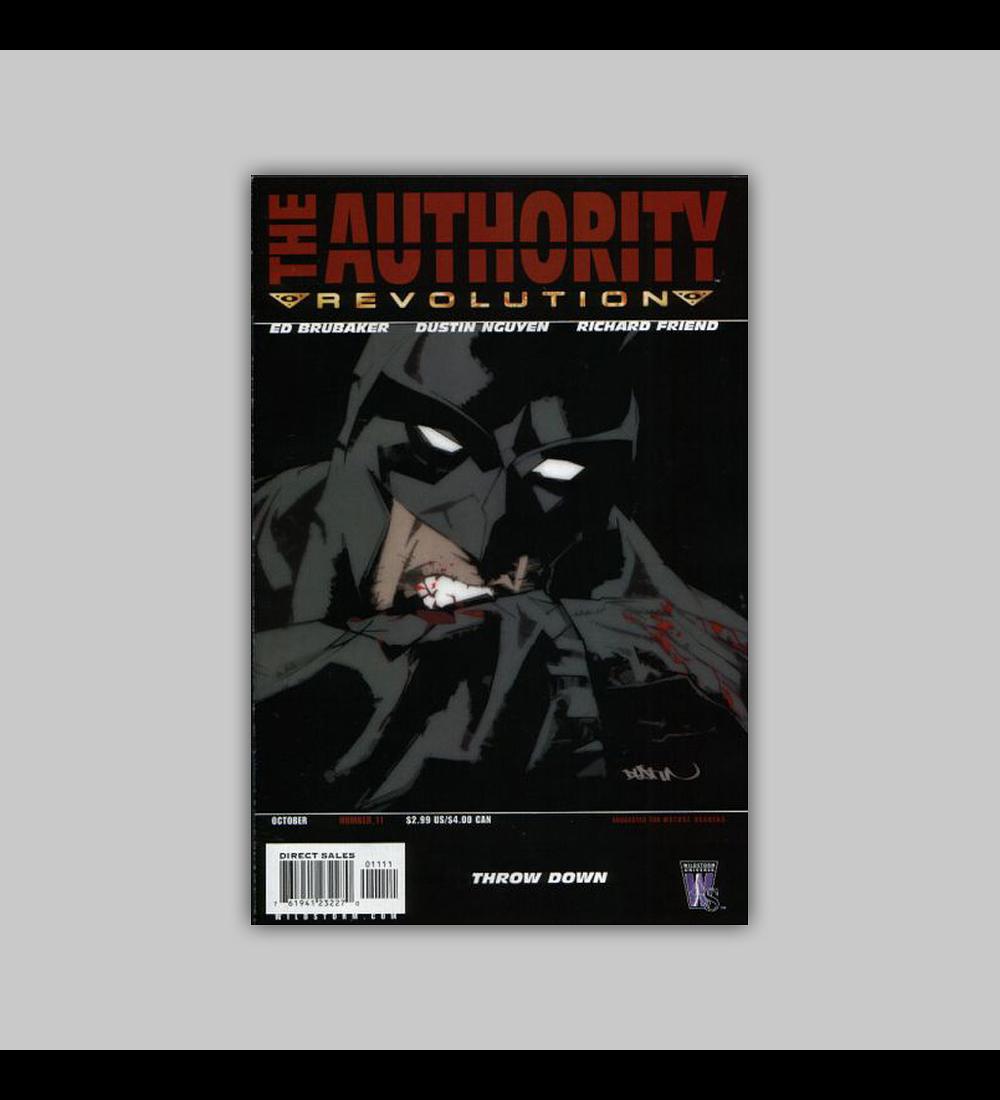 Authority: Revolution 11 VF (8.0) 2005