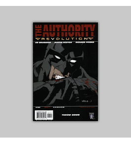 Authority: Revolution 11 VF (8.0) 2005