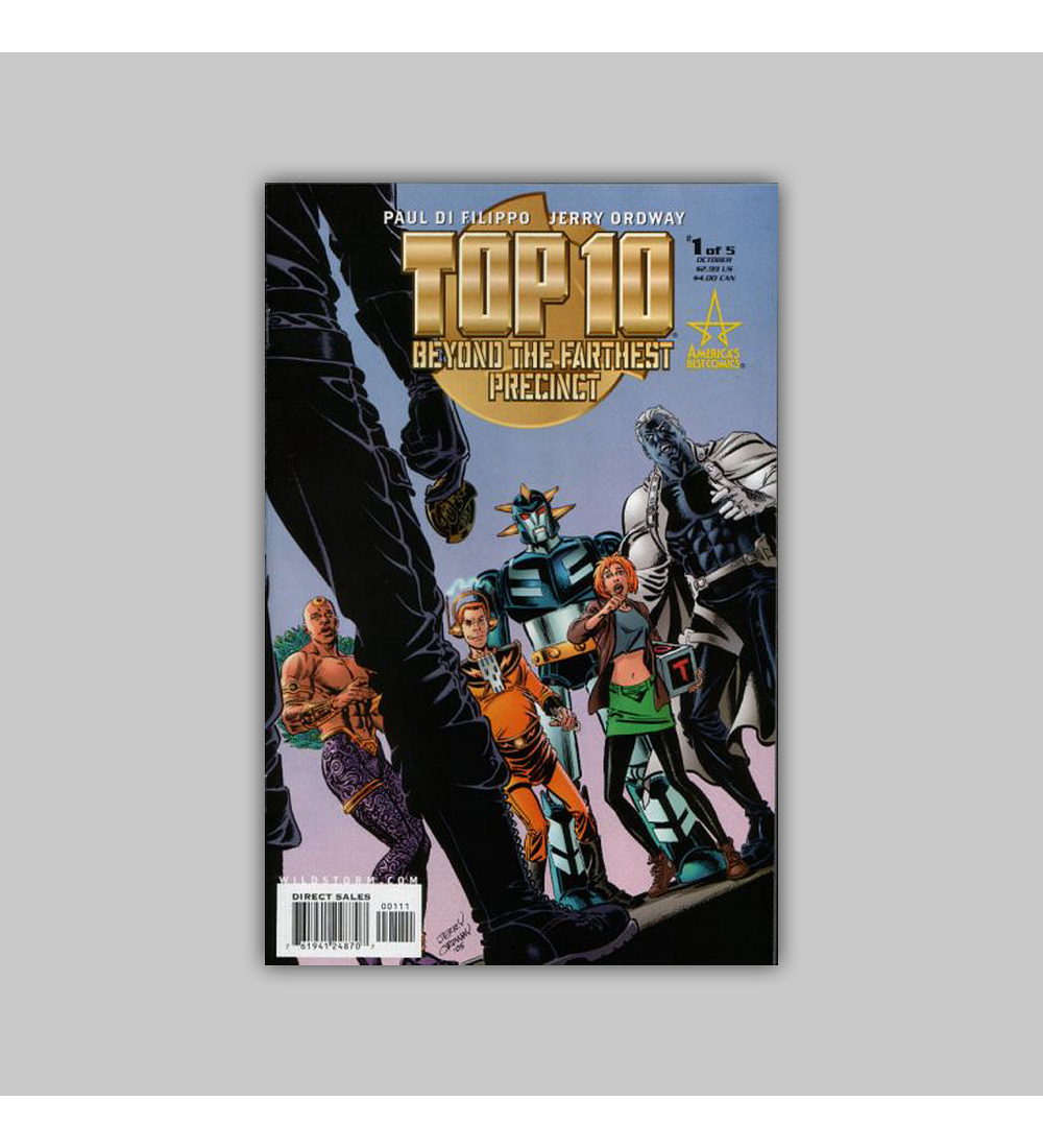 Top Ten: Beyond the Farthest Precinct 1 2005