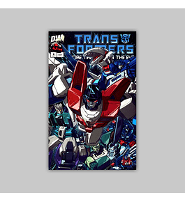 Transformers More Than Meets the Eye Official Guide 6 2003