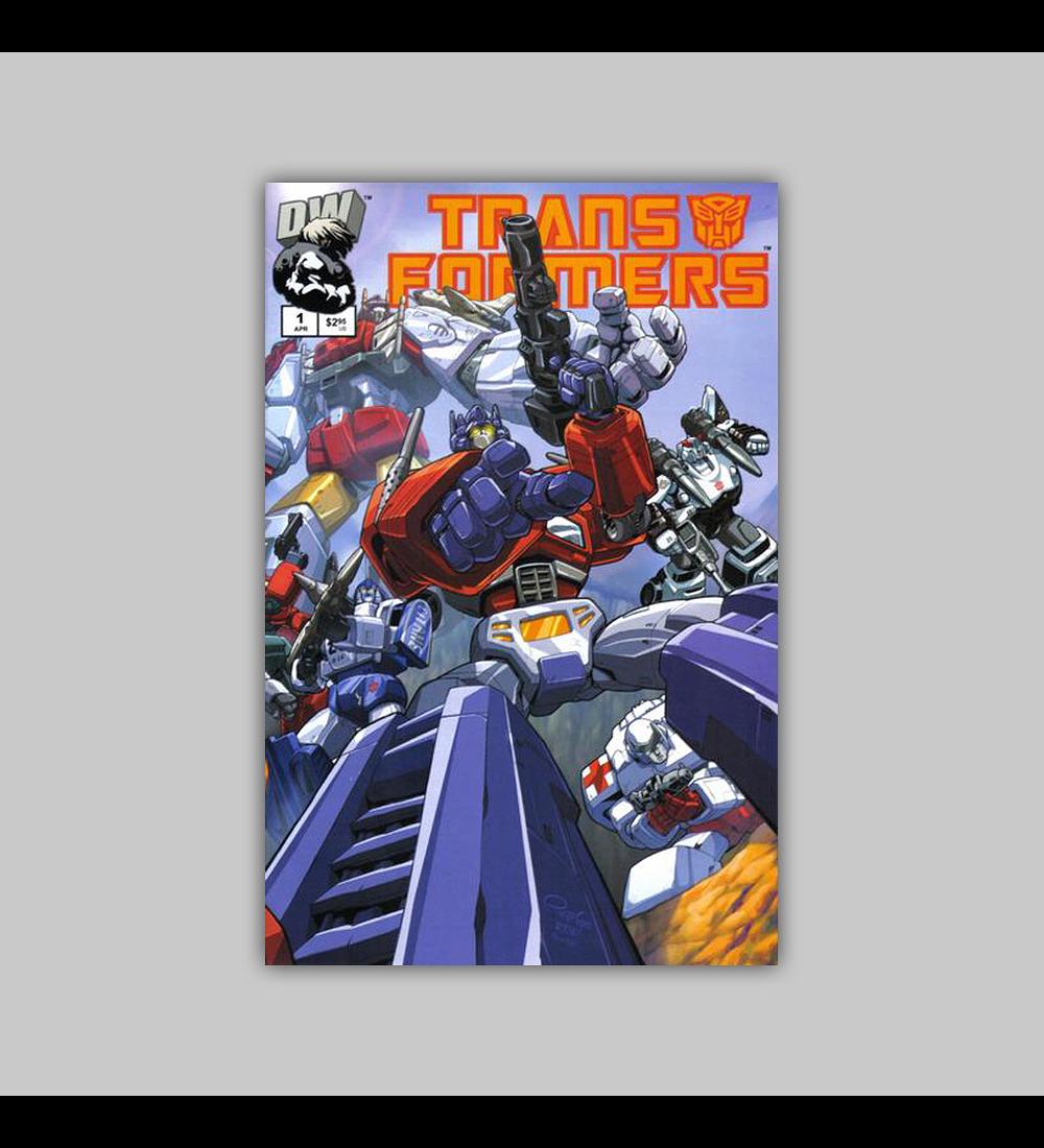 Transformers: Generation 1 1 2002
