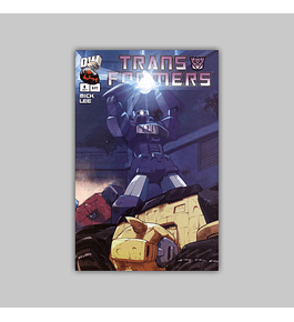 Transformers: Generation One (Vol. 2) 6 2003