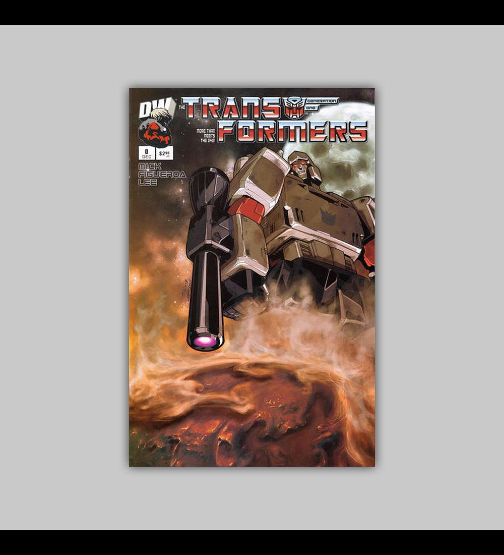 Transformers: Generation One (Vol. 3) 0 2003