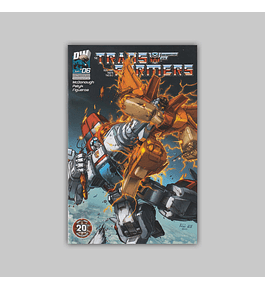 Transformers: Generation One (Vol. 3) 6 2004