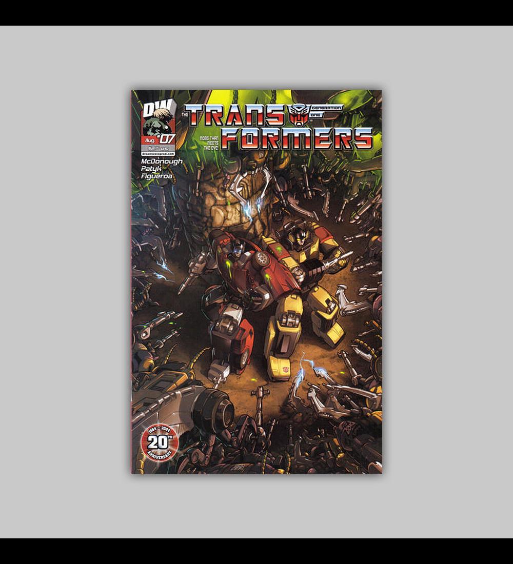 Transformers: Generation One (Vol. 3) 7 2004