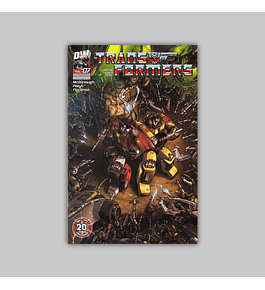 Transformers: Generation One (Vol. 3) 7 2004