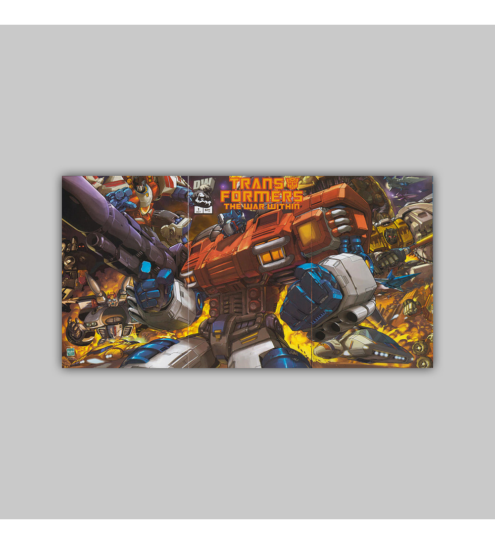 Transformers: The War Within 1 2002