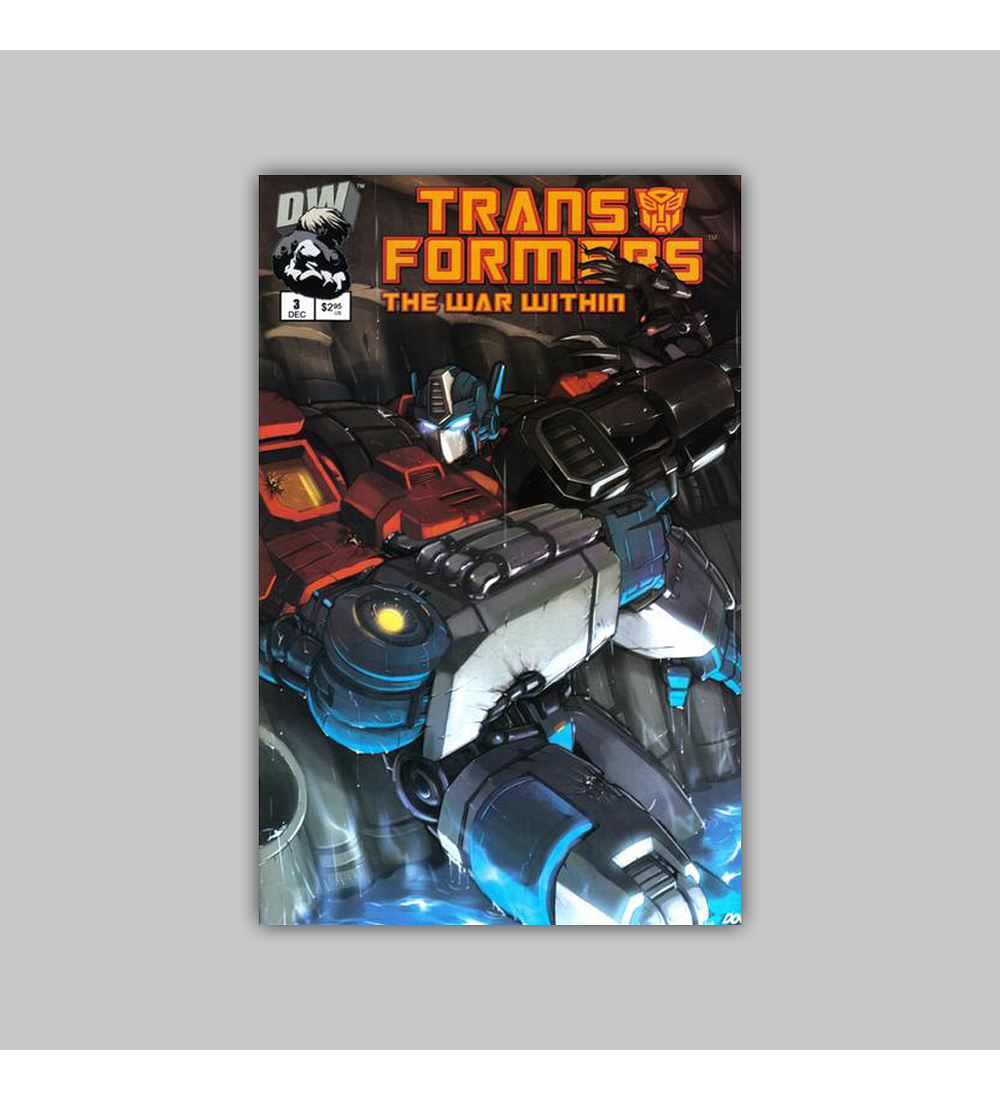Transformers: The War Within 3 2002