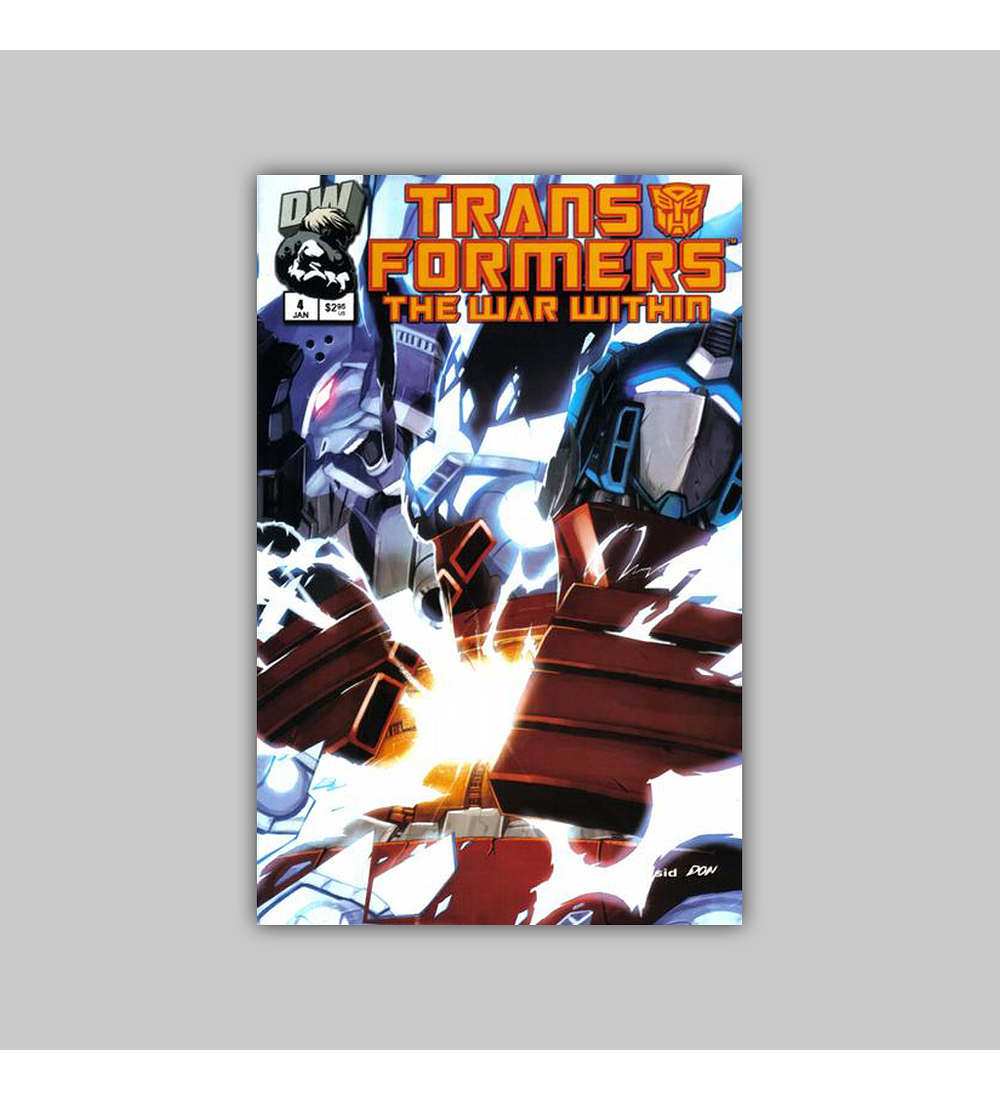 Transformers: The War Within 4 2003