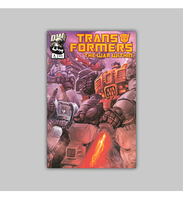 Transformers: The War Within 5 Grimlock 2003