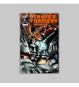 Transformers: The War Within 6 2003
