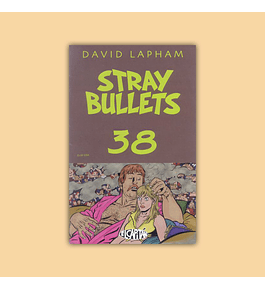 Stray Bullets 38 VF/NM (9.0) 2005