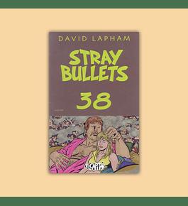 Stray Bullets 38 VF/NM (9.0) 2005